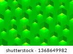creative seamless green texture ... | Shutterstock . vector #1368649982