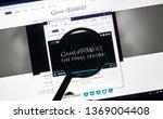 montreal  canada   april 14 ... | Shutterstock . vector #1369004408