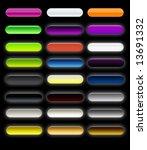 button | Shutterstock . vector #13691332