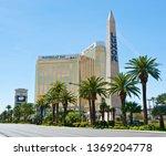 las vegas  nevada  usa   circa...   Shutterstock . vector #1369204778