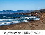 northern california beach and... | Shutterstock . vector #1369224302