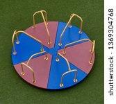 playground merry go round...   Shutterstock . vector #1369304768