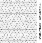 seamless vector pattern.... | Shutterstock .eps vector #1369305218