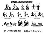 Cardio Exercises And Fitness...