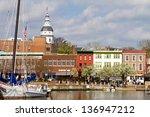 Annapolis  Maryland  Usa  ...