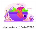 raw veganism  raw foodism ...   Shutterstock .eps vector #1369477202