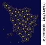 bright yellow mesh tuscany... | Shutterstock .eps vector #1369512968
