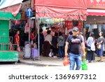 yaumatei hong kong   april 15 ...   Shutterstock . vector #1369697312