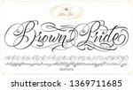 brown pride   updated...   Shutterstock .eps vector #1369711685