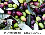 fruits and vegetables ... | Shutterstock . vector #1369766432