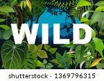 font presentation template....   Shutterstock .eps vector #1369796315