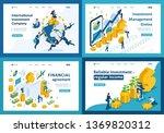 set of design templates ... | Shutterstock .eps vector #1369820312