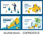 set of design templates ... | Shutterstock .eps vector #1369820315