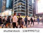 mong kok hong kong    march 19  ...   Shutterstock . vector #1369990712