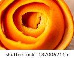 macro citrus fruit peel.... | Shutterstock . vector #1370062115