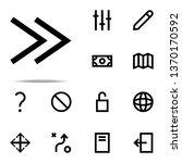 rewind icon. web icons...