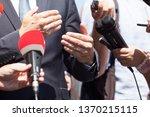 business person or politician... | Shutterstock . vector #1370215115
