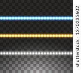 shining led vector stripes ...   Shutterstock .eps vector #1370235602