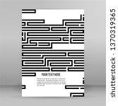 abstract vector background...   Shutterstock .eps vector #1370319365