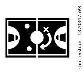 game plan icon vector   Shutterstock .eps vector #1370347598