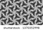 abstract geometric pattern with ... | Shutterstock .eps vector #1370352998