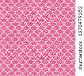 pink glitter texture. sparkle... | Shutterstock .eps vector #1370479352