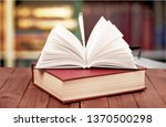 book and icons | Shutterstock . vector #1370500298