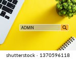 concept of admin for the...