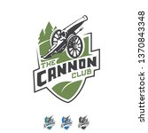 Vector Civil War Cannon  Sport...