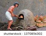 model of an ancient egyptian...   Shutterstock . vector #1370856302