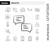 health hand drawn icon for web  ...