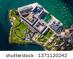 drone images of royal william... | Shutterstock . vector #1371120242