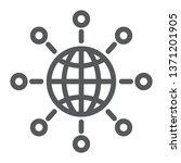 international communication... | Shutterstock .eps vector #1371201905