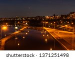 view of the city of koblenz ... | Shutterstock . vector #1371251498