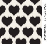 seamless vector pattern with... | Shutterstock .eps vector #1371274928