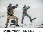 two military and army special...   Shutterstock . vector #1371339218