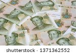 collection of the chinese... | Shutterstock . vector #1371362552