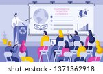 inscription environmental...   Shutterstock .eps vector #1371362918