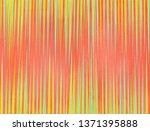 watercolor salmon pink  yellow... | Shutterstock . vector #1371395888