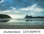 phi phi island. thailand....   Shutterstock . vector #1371509975