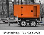 Mobile Diesel Electric Generator