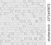 modern abstract geometric... | Shutterstock . vector #1371645872