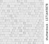 modern abstract geometric... | Shutterstock . vector #1371645878