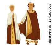 Emperor And Empress Byzantine...