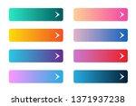 vector set of modern gradient...