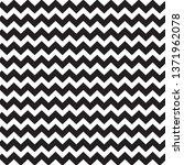 Zigzag Black And White...