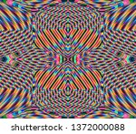 color seamless pattern with... | Shutterstock .eps vector #1372000088