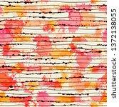 template seamless abstract... | Shutterstock .eps vector #1372138055
