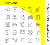business hand drawn icon for...
