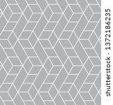 vector seamless pattern.... | Shutterstock .eps vector #1372186235